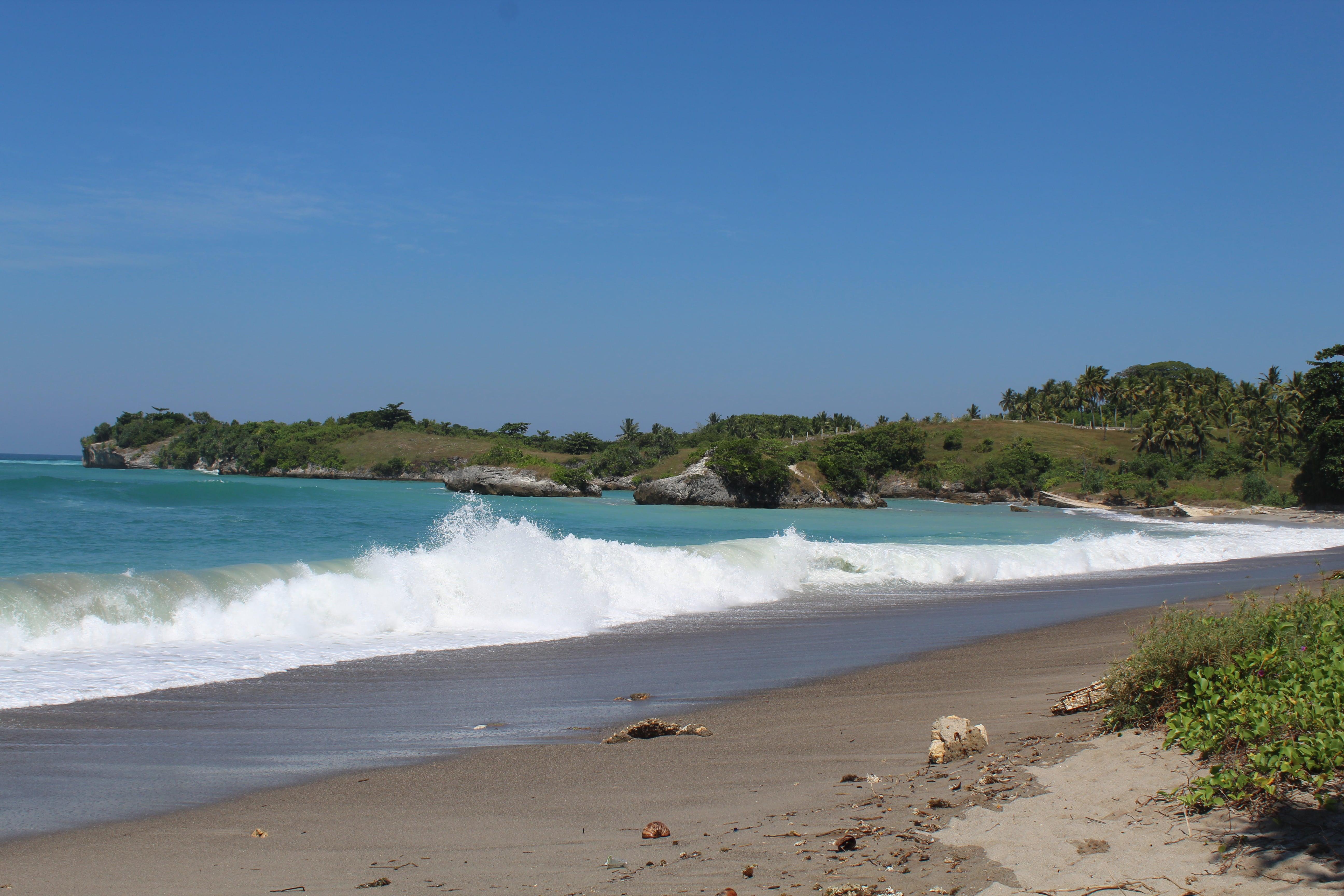 kerewei beach