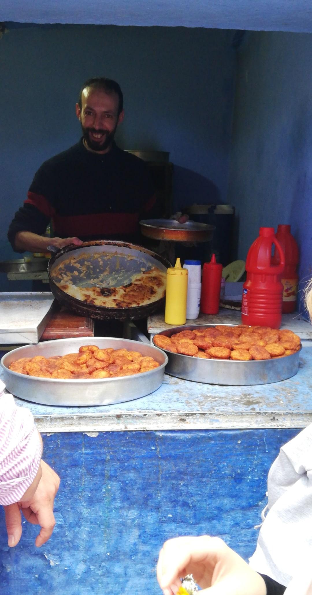 streetfood Chefchaouen